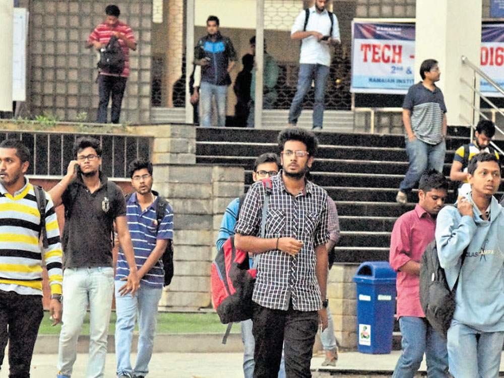 High cut-off marks for IPUadmission unnerves students