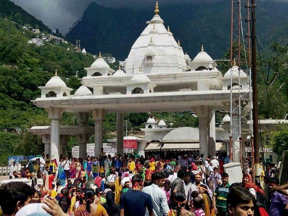Army major dies en route Vaishnodevi shrine after fall from pony