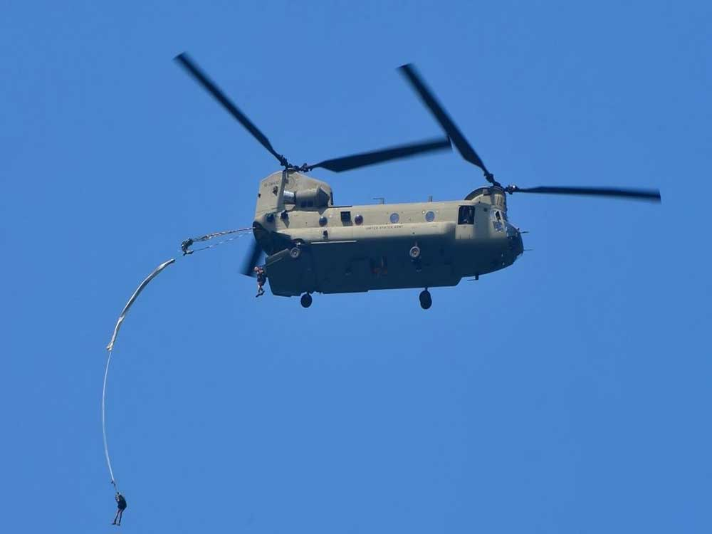 Boeing, Tata deliver assembly of Chinook to IAF