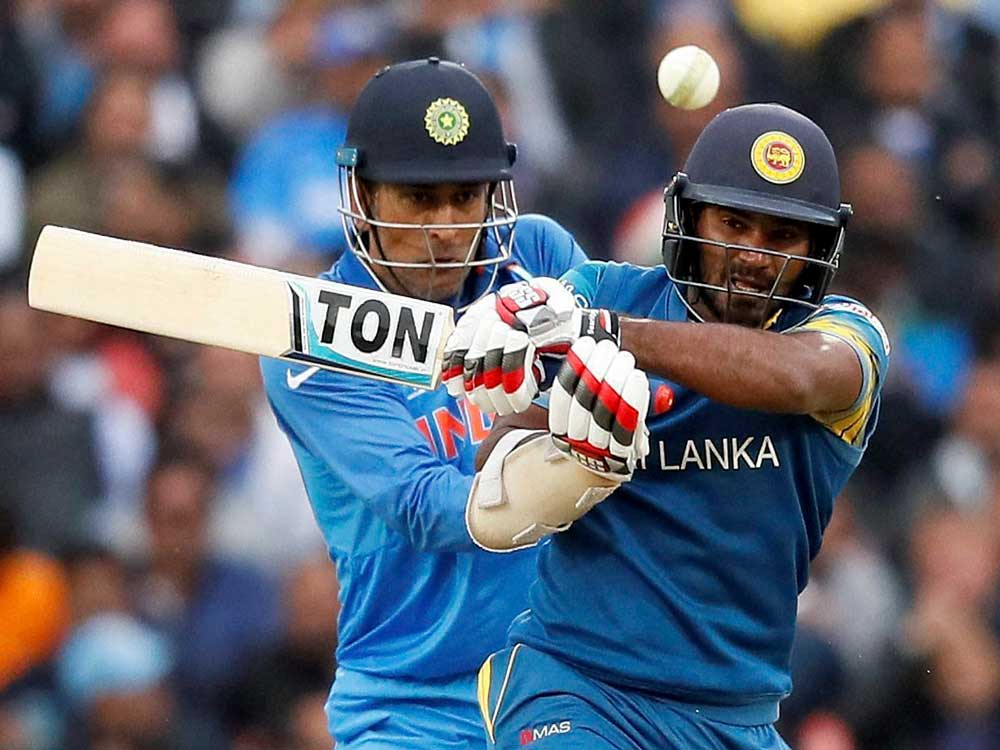 Gutsy Sri Lanka shock India by seven wickets