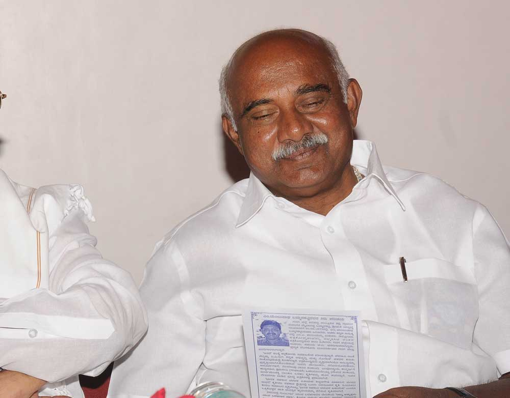 Finally, Vishwanath says he will quit Cong
