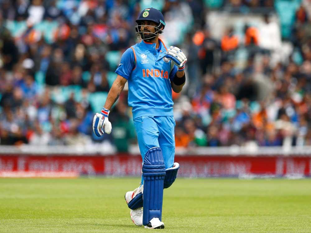 Kohli says India aren't invincible