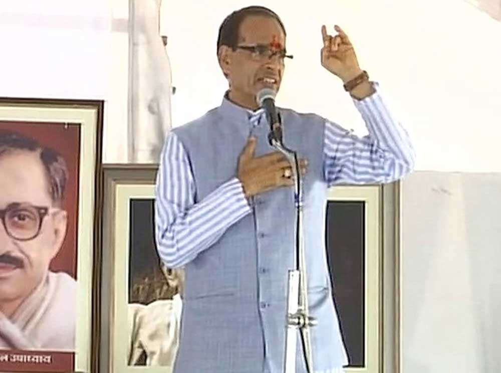 Your labour won't go waste: Chouhan tries to quell frayed tempers