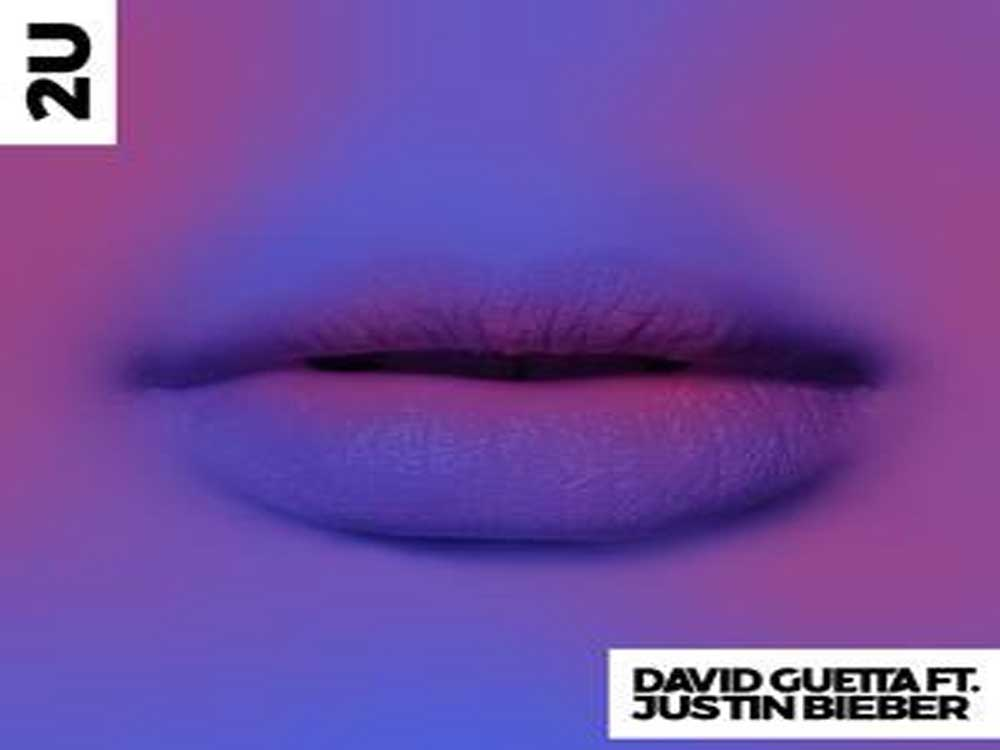 David Guetta and Justin Bieber's new track '2U' releases