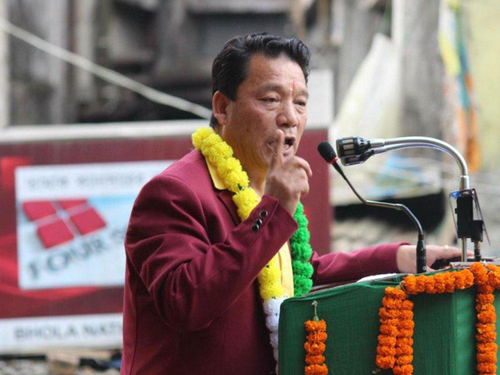 Agitation will not stop till Gorkhaland is achieved : Bimal Gurung
