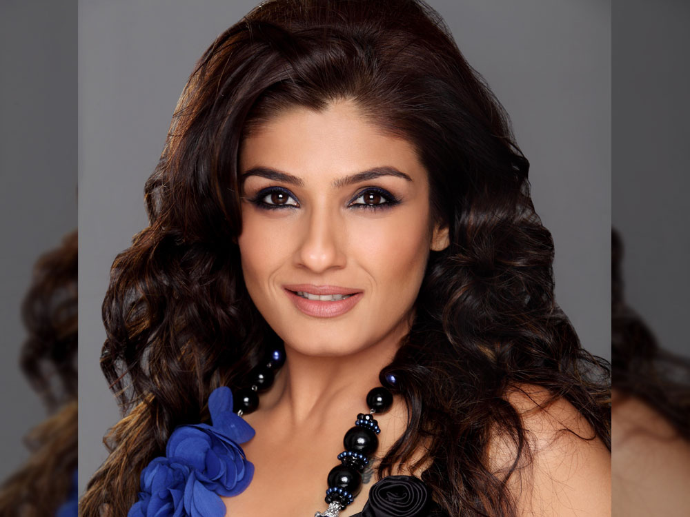 Actor Raveena faces troll heat over saree tweet