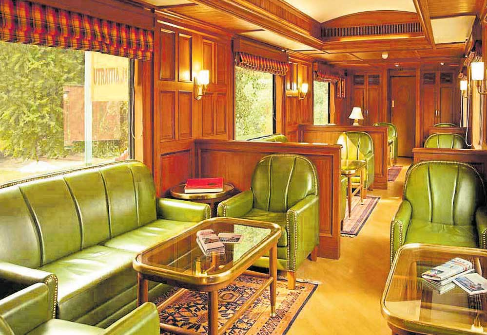 IRCTC's luxury express in south may hit Golden Chariot's bookings