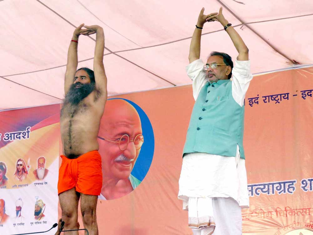 After flak over yoga, Union Agriculture Minister puts off China visit