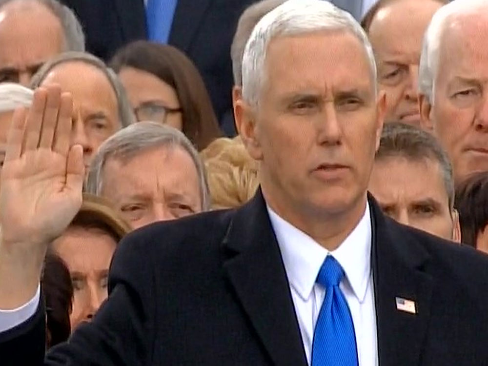 US VP Pence says planning to visit India soon