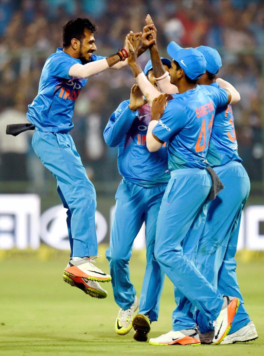 India look to wrap up series