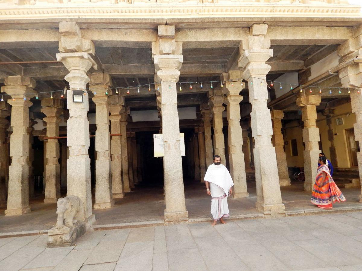 Tipu's contribution to develop Hindu temples in Sr'patna
