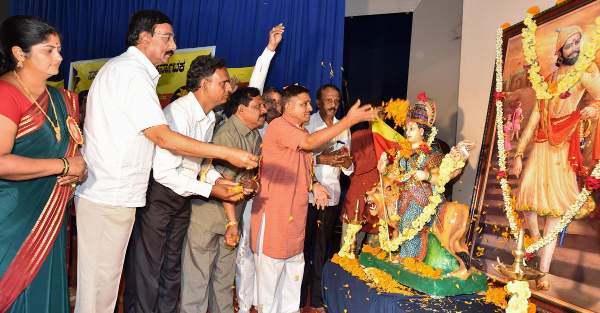 'Marathas in Karnataka are Kannadigas'