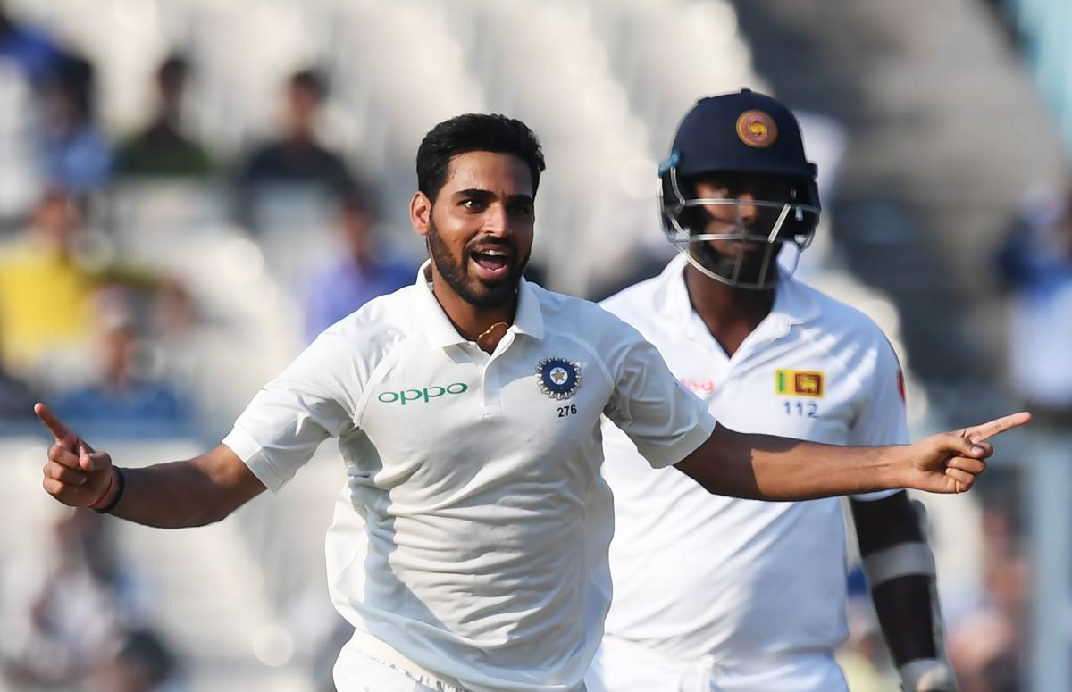 Pacemen make a statement for India