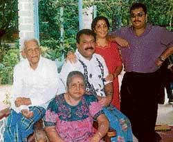 Prabhakaran's mother deported