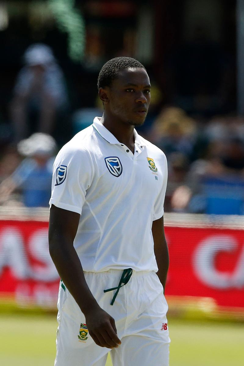 Rabada out of IPL with back injury
