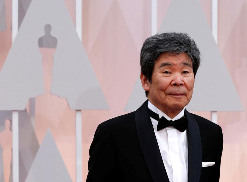 Japan anime giant Isao Takahata dead at 82