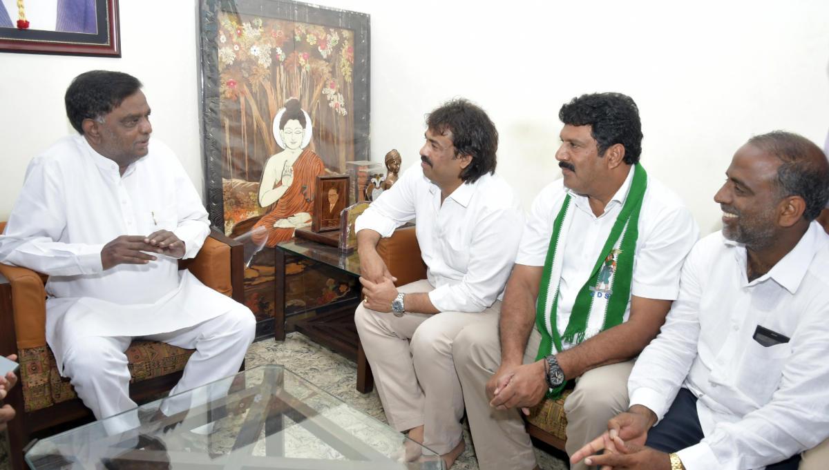 Congress is communal party with secular mask: Madhu Bangarappa