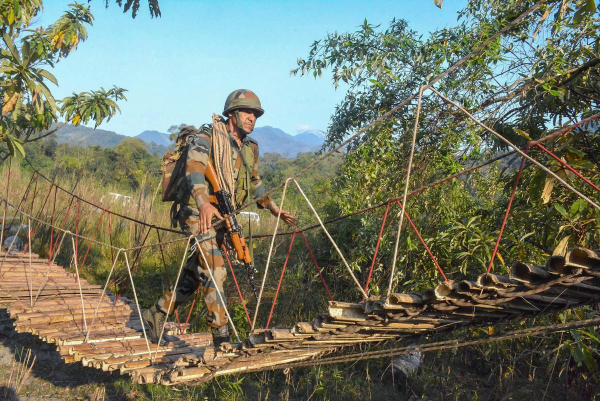 First smart fence operationalised along Bangladesh border in Assam: BSF DG