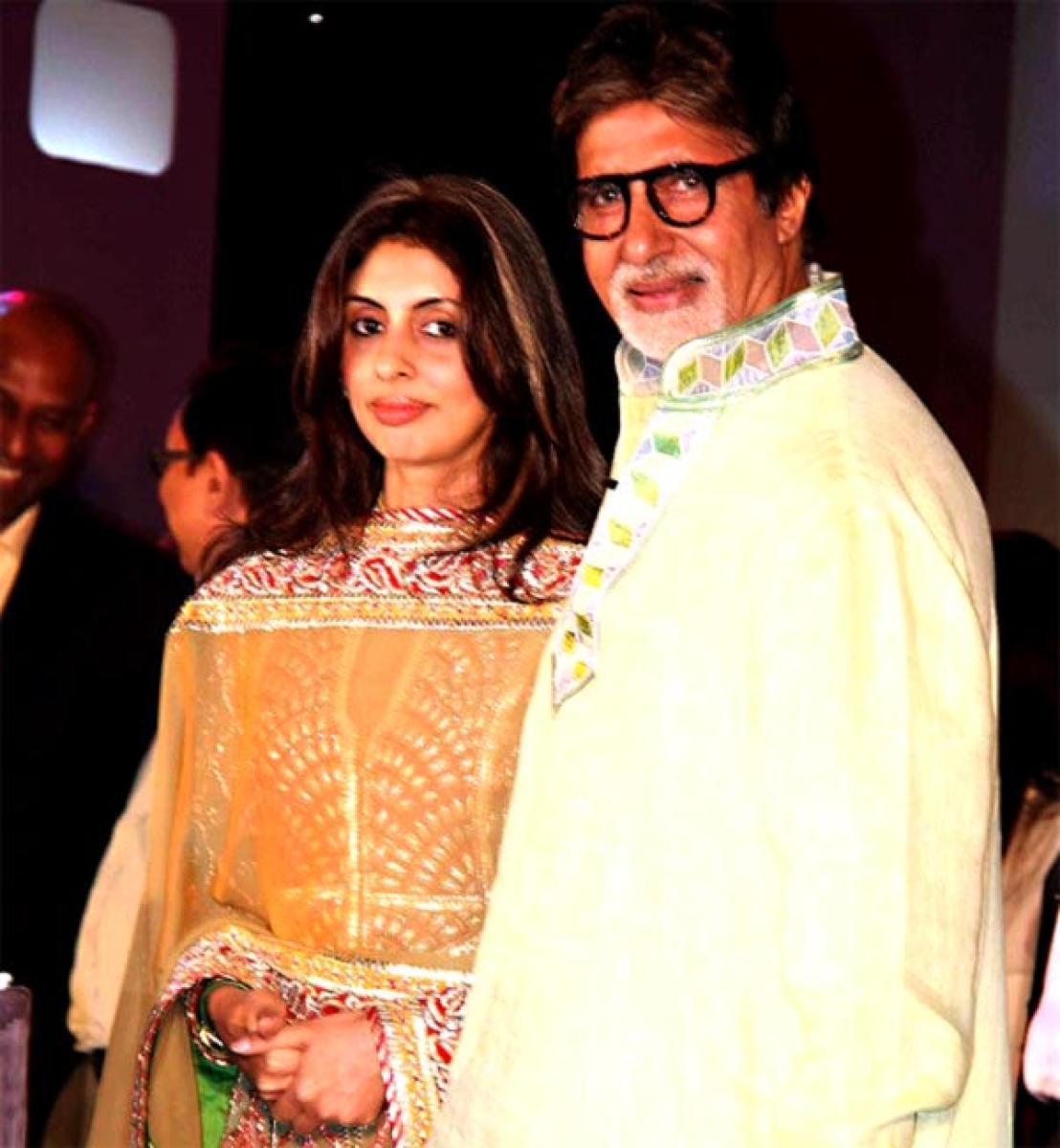Amitabh Bachchan's daughter pens debut novel