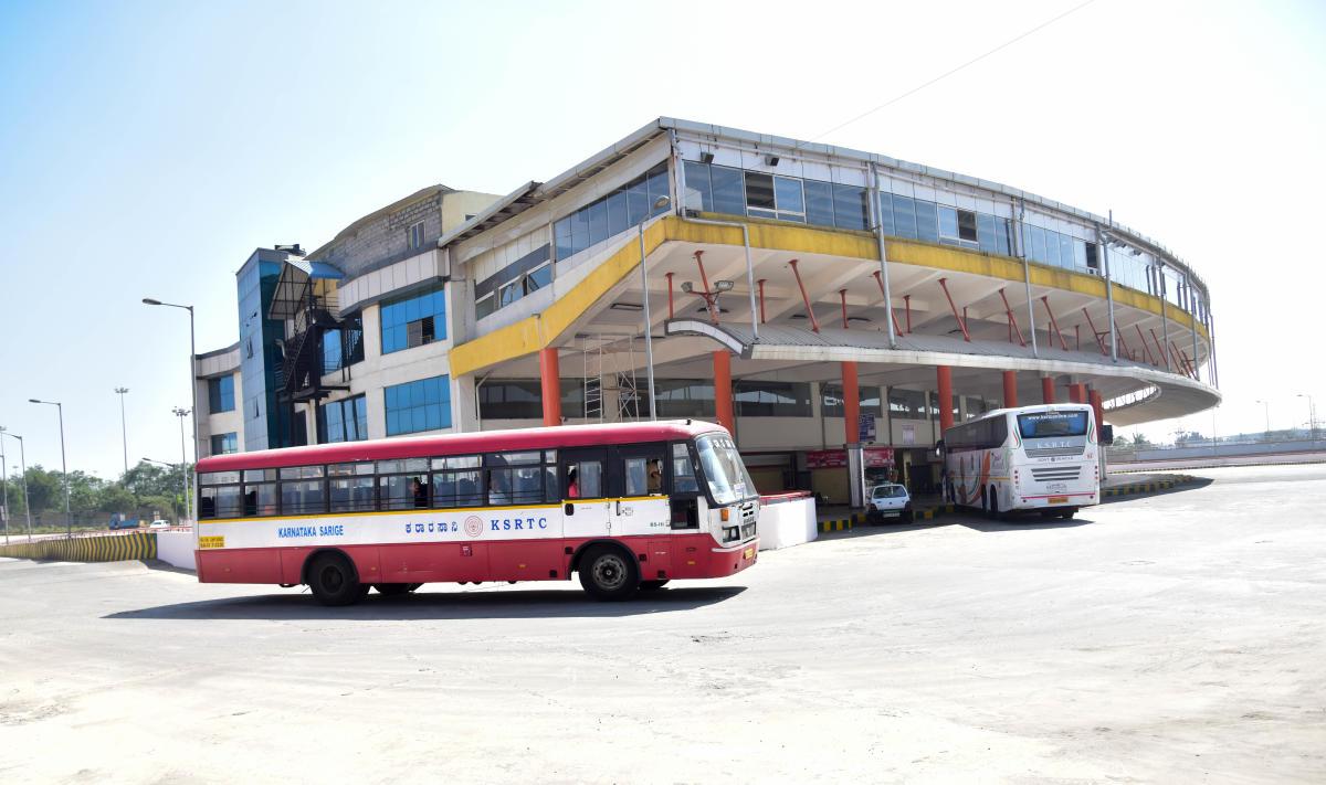 Non Stop Bus of Karnataka Sarige | Routes From Bengaluru - YouTube