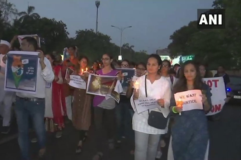 Girl found murdered; may have been held captive, raped: Surat Police