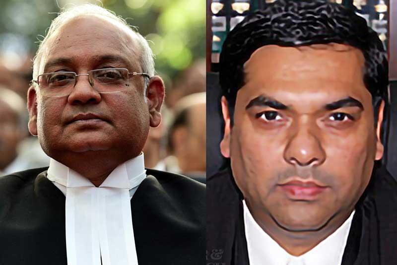 Justice Dinesh Maheshwari and Justice Sanjiv Khanna