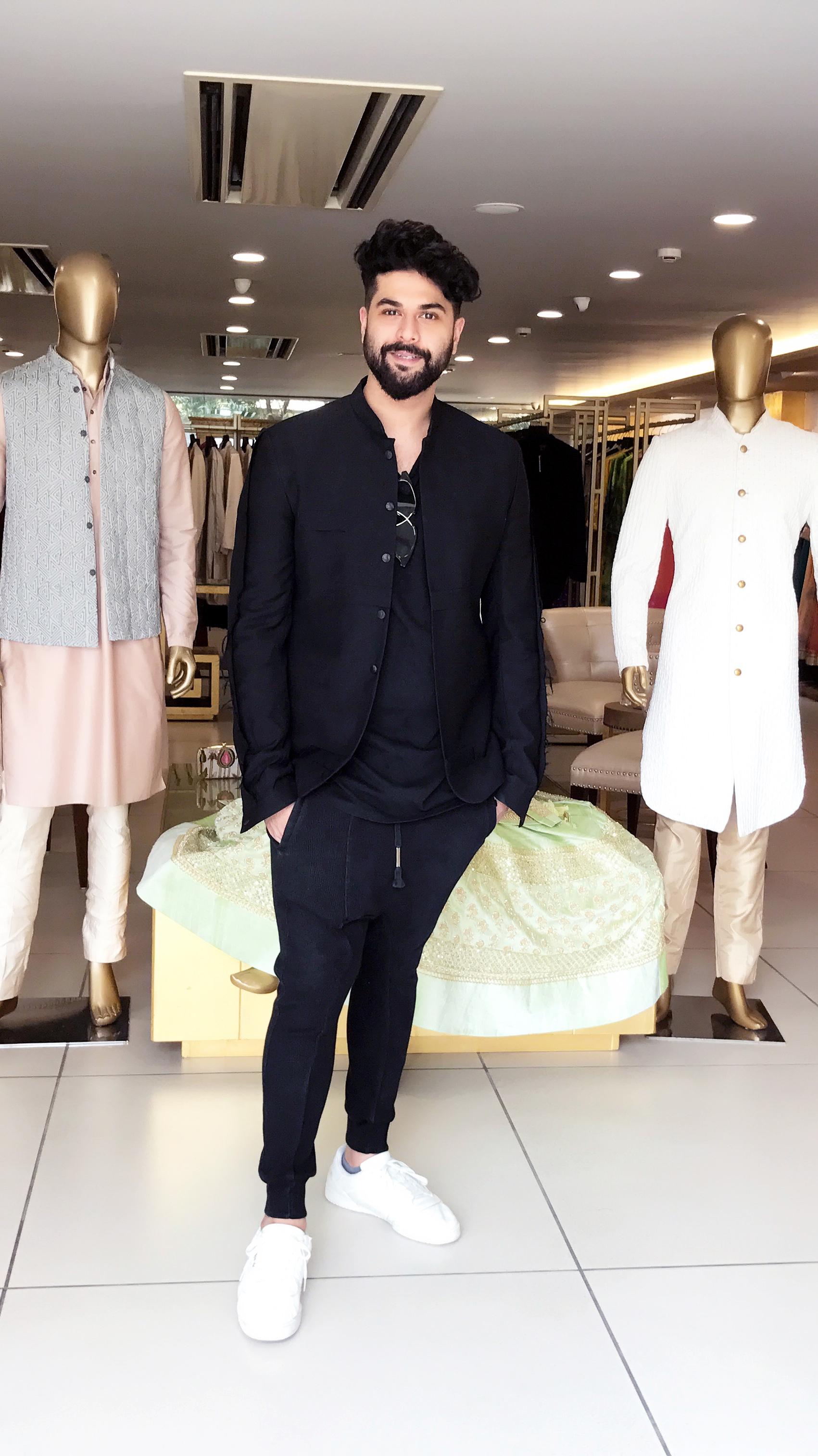 Designer Kunal Rawal wants to venture into womenswear.