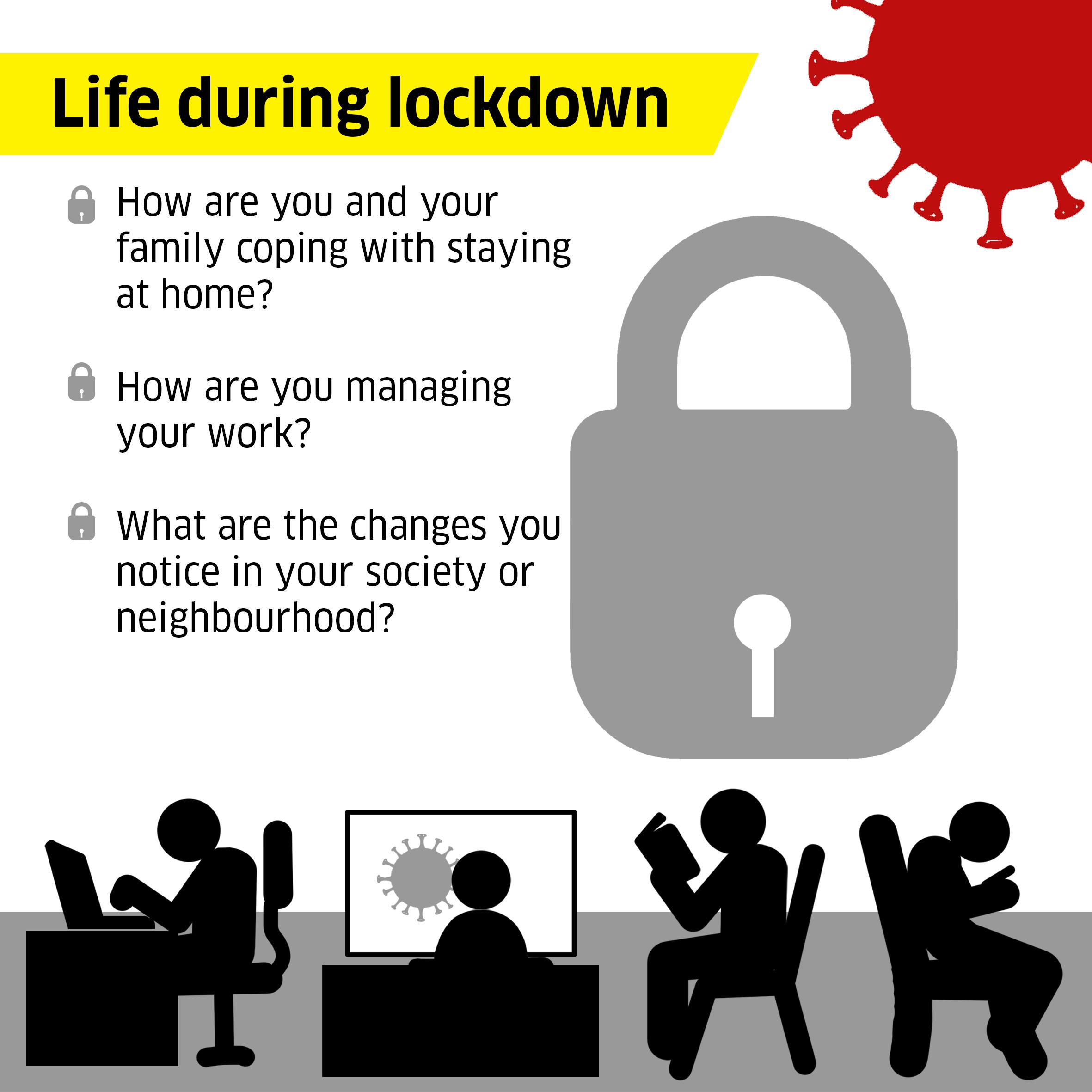 Coronavirus Share Your Lockdown Story Deccan Herald