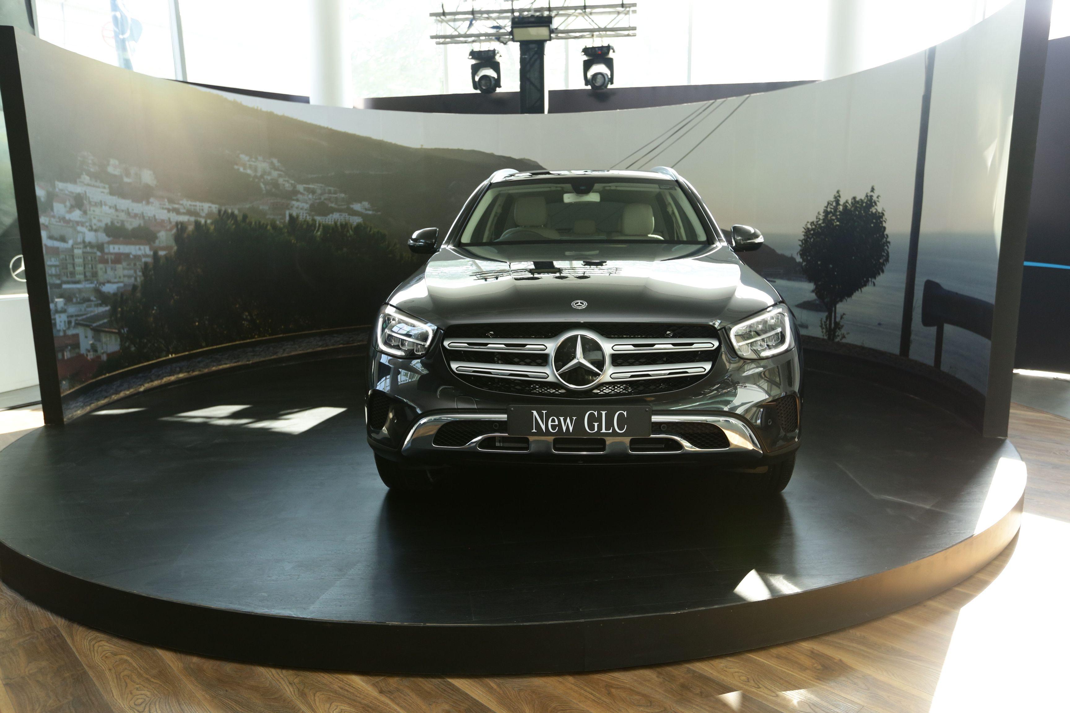 Mercedes-Benz launches new GLC SUV variants   Deccan Herald