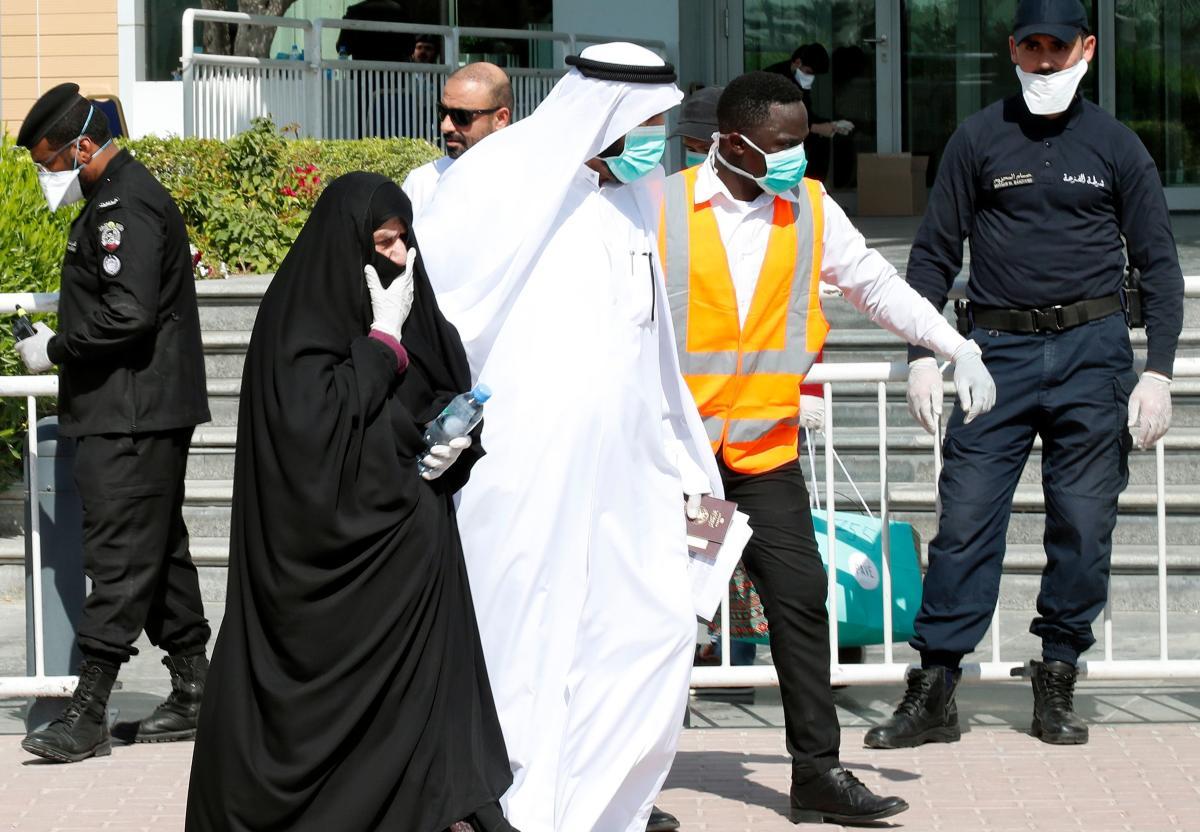 Coronavirus Migrant Workers In Qatar In Hot Spot Of Covid 19 Deccan Herald