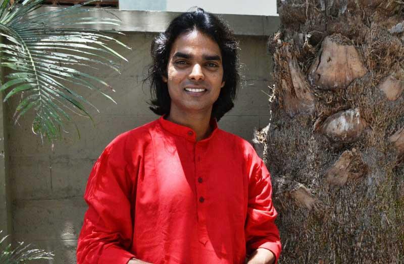 Somnath Waghmare, documentary filmmaker.