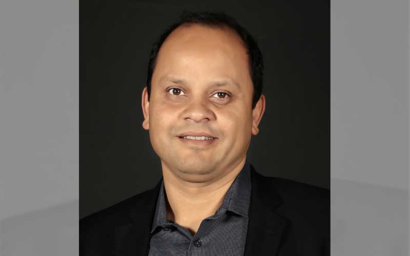Sudip Singh, Global Head, Engineering Services and IoT.