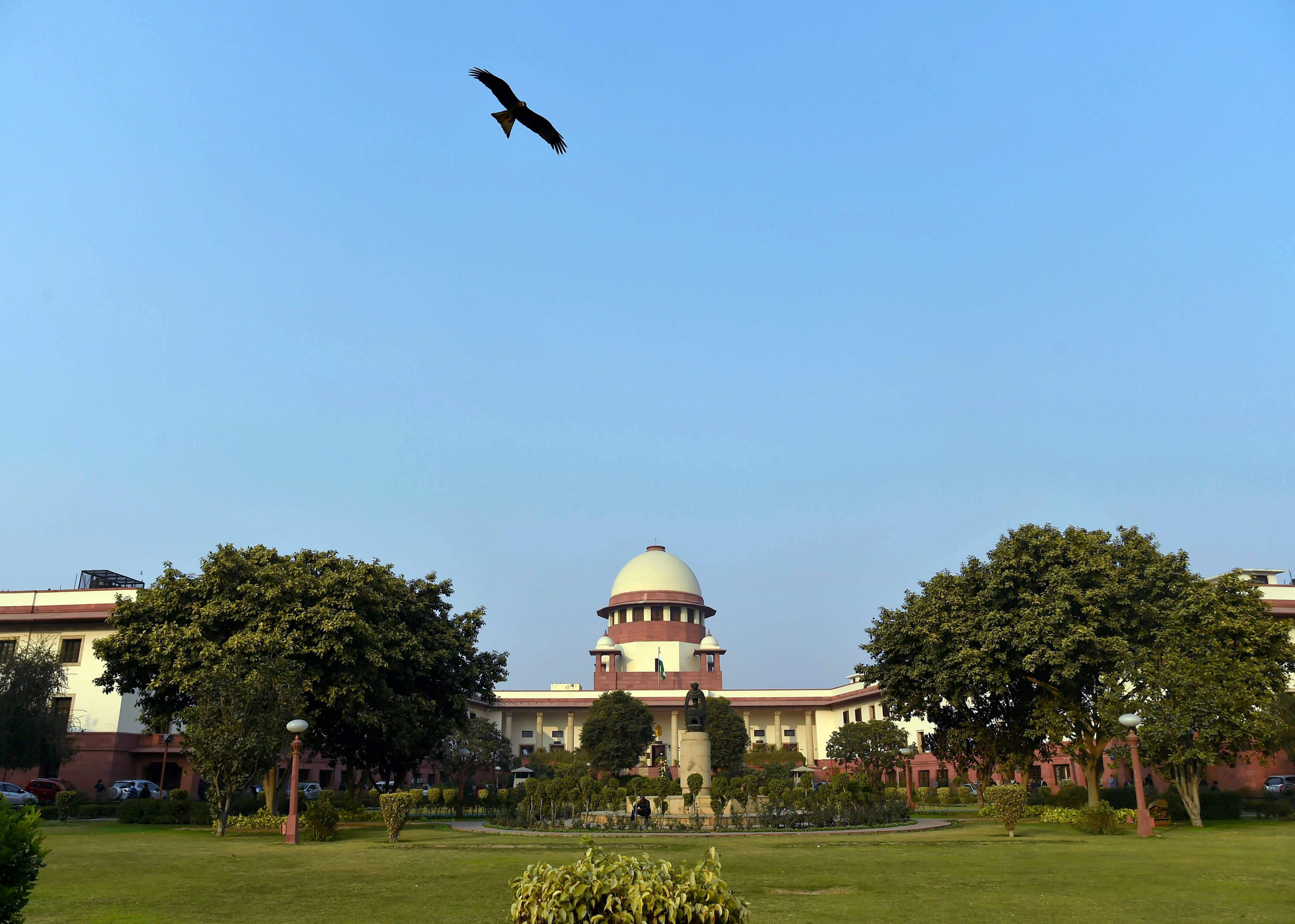 The top court allowed an appeal filed by Ahalya A Samtaney and directed the Maharashtra government to calculate and pay all emoluments to her within three months. PTI file photo