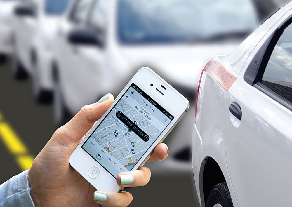 The scheme, aimed at SC/ST youth, involves partnering with service providers and aggregators to provide employment by ownership of cabs and taxis. The government has called it a first-of-its-kind strategic livelihood programme. DH file photo
