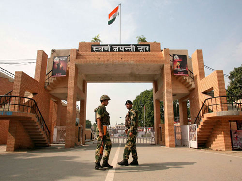Gajanand Sharma will walk free this afternoon from across Attari-Wagha border in Punjab after spending 36 years in a Pakistani jail. (PTI File Photo)