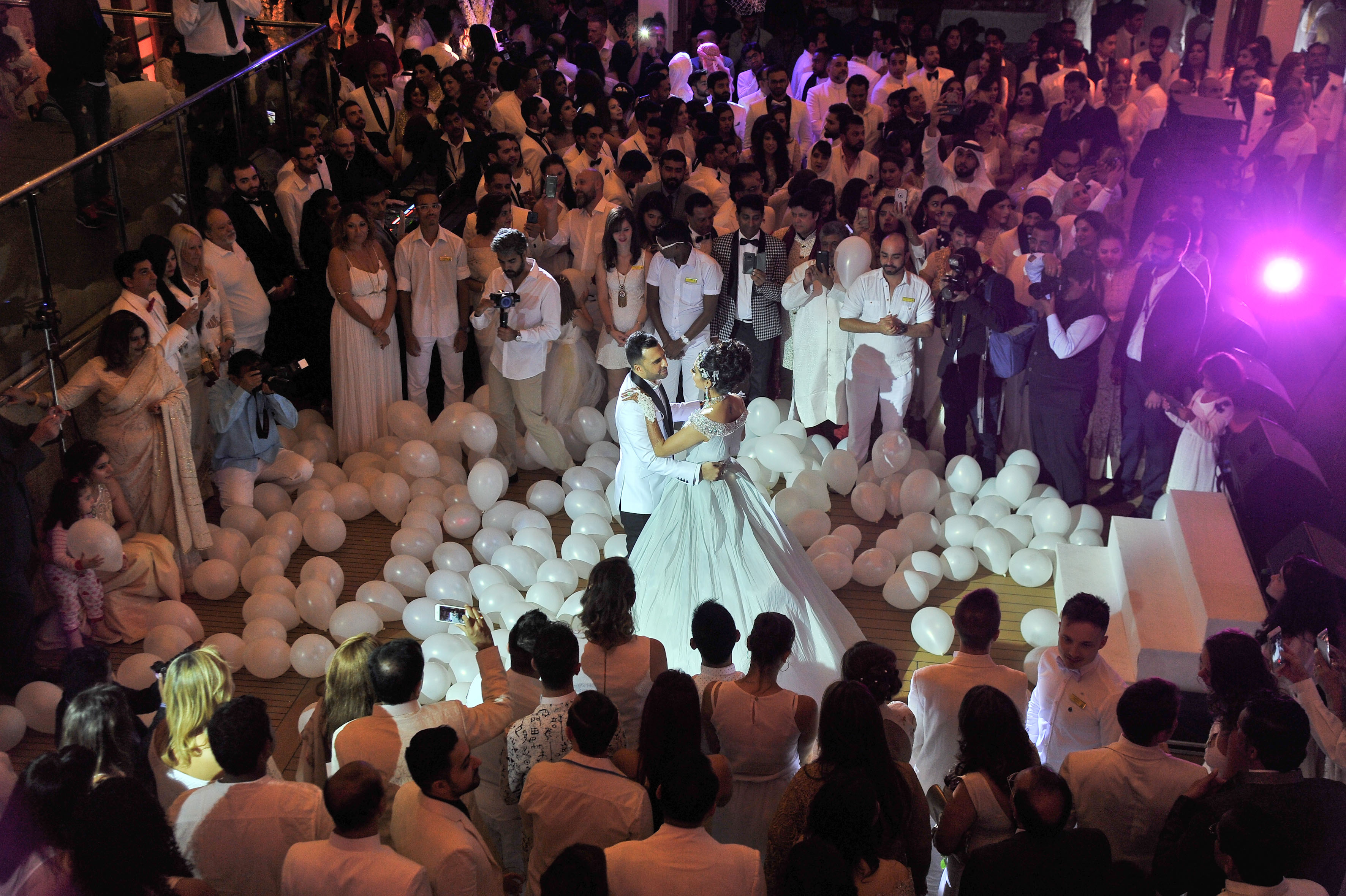 Cruise Weddings Now A Thing Deccan Herald