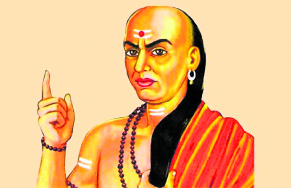 New book compiles well-known aphorisms of Chanakya