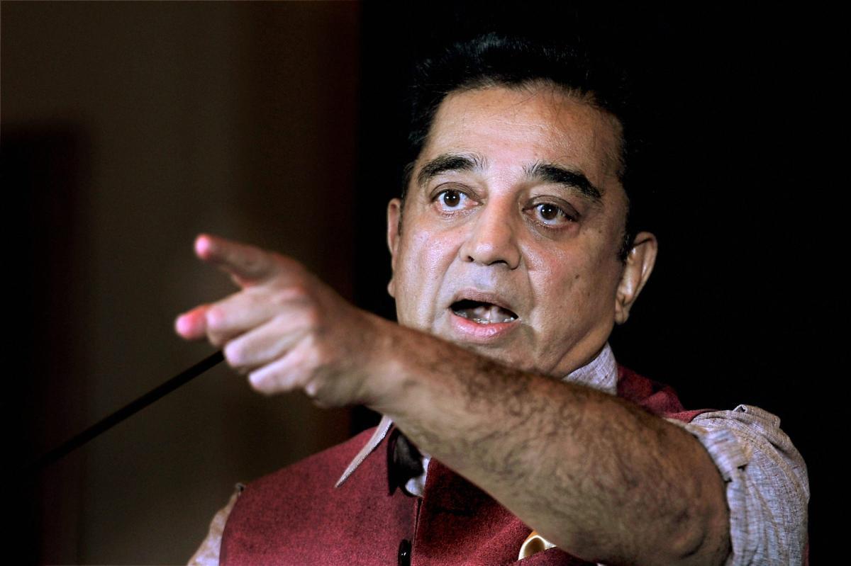 Kamal Haasan (PTI File Photo)