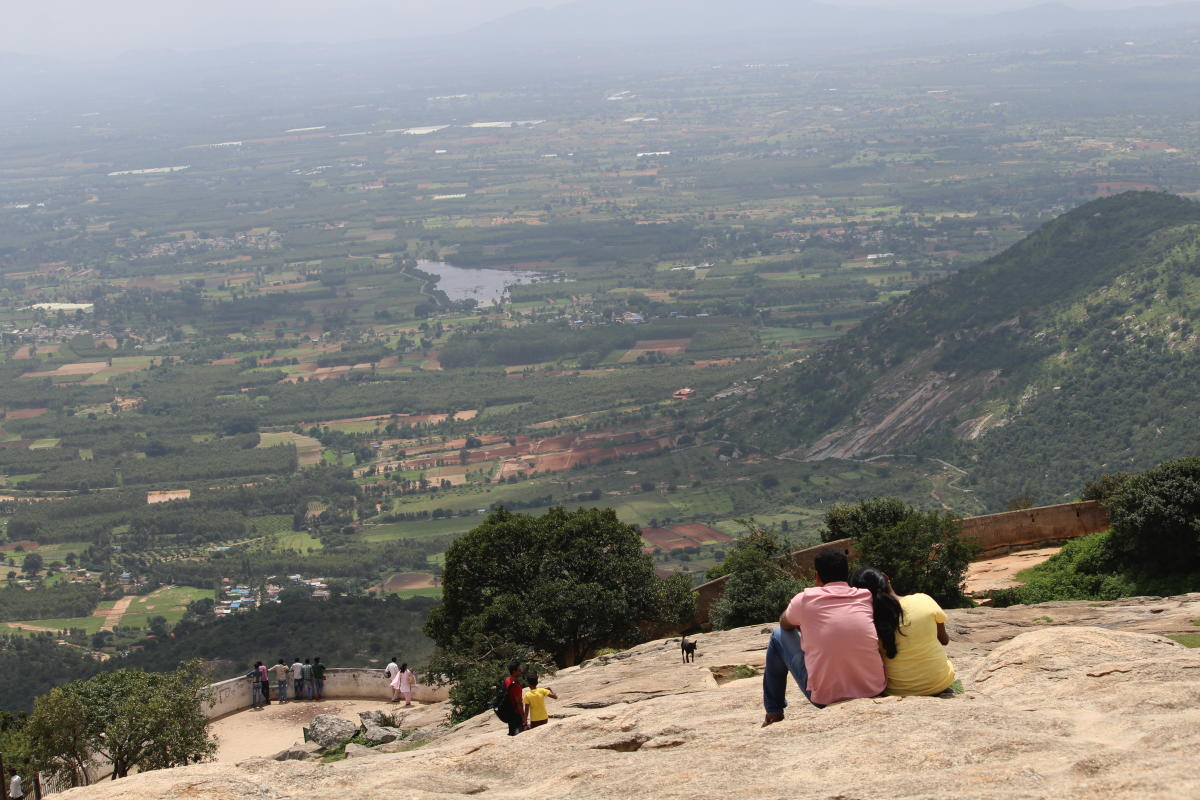 The government should save the heritage of Nandi Hills, which have cultural, historical and ecological importance, according to Dr M K Ramesh, Professor of Law, NLSIU.