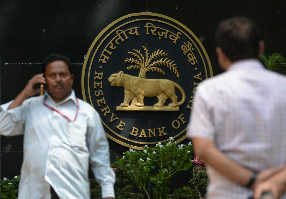 The apex bank hiked the repo rate by 25 basis points to 6.5%. AFP PHOTO