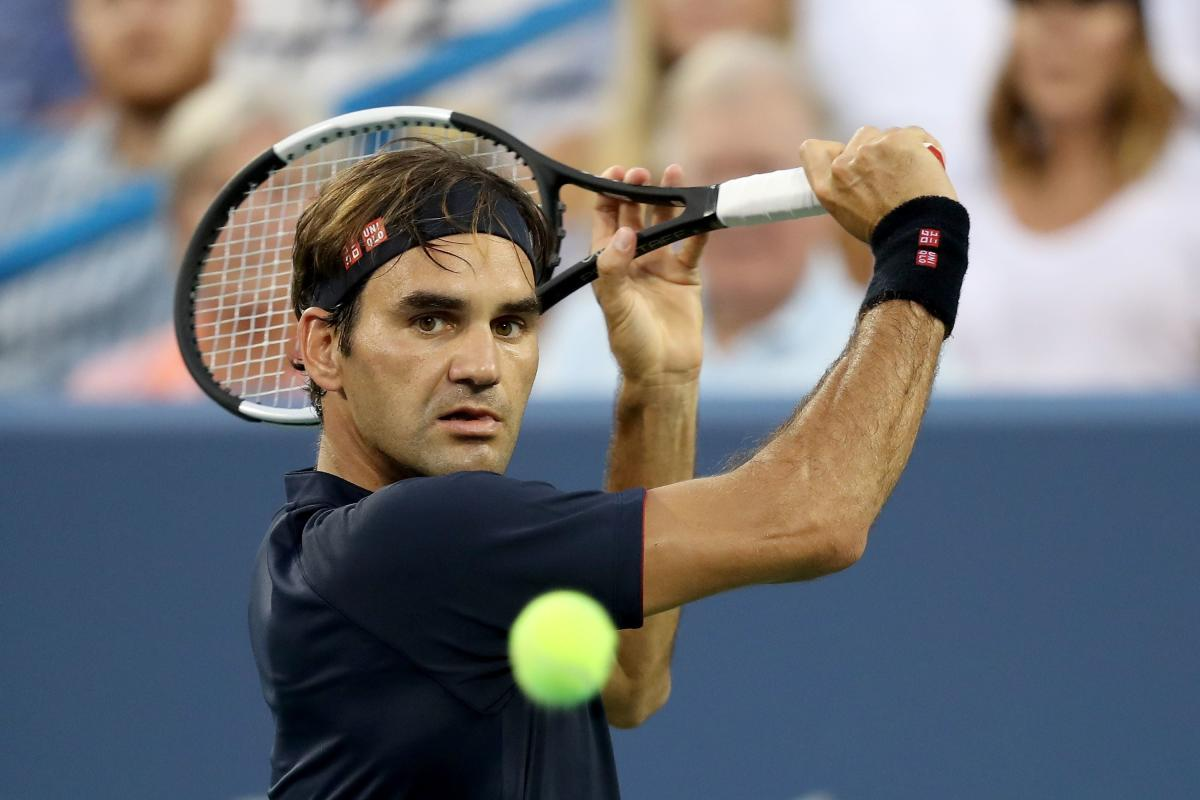 Roger Federer of Switzerland said he is unsure of the wisdom of new Davis Cup's reform. AFP