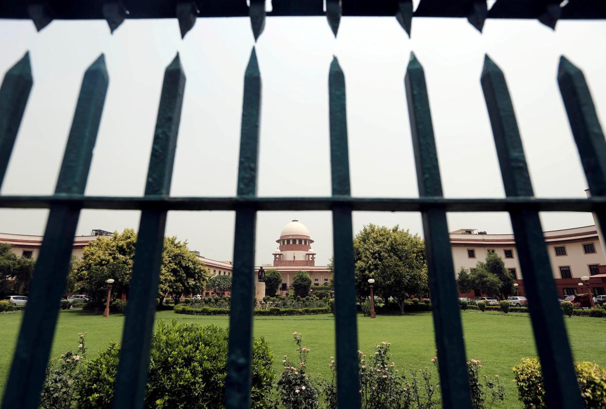 Supreme Court. REUTERS/File