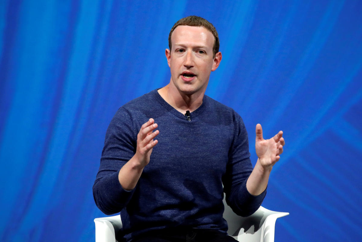 Zuckerberg has retained a high level of control over the social networking business which he founded in 2004 due to his combined role and his ownership of a stake representing 60pc of the company's voting shares. (Reuters File Photo)