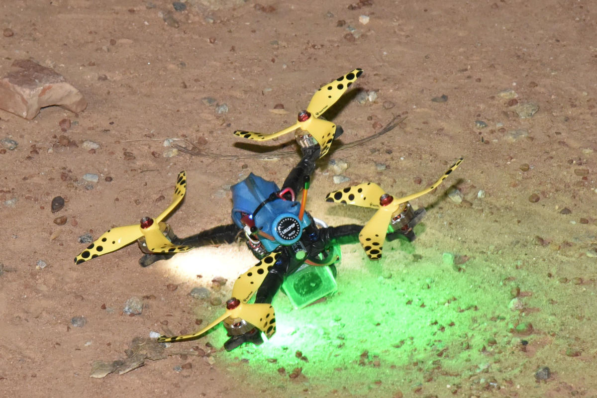 """""""Nano drones in India can start flying legally from today. For micro and above categories, operators and pilots are required to register on the Digital Sky Portal,"""" a civil aviation ministry statement said. (Representative image)"""