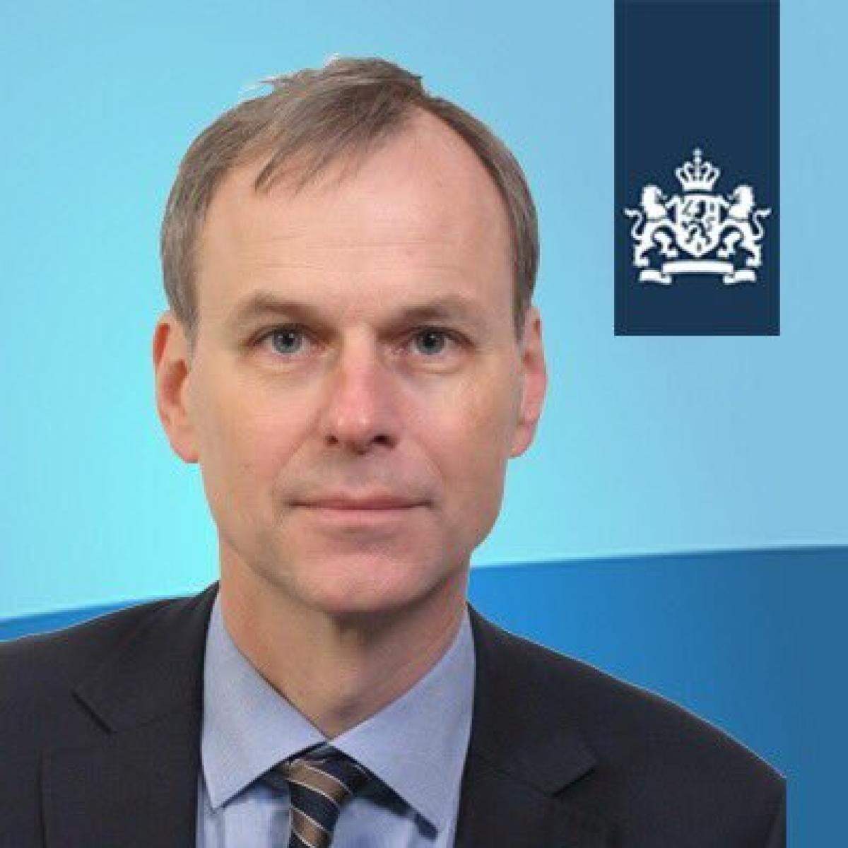 Netherlands Ambassador to India Marten Van Den Berg