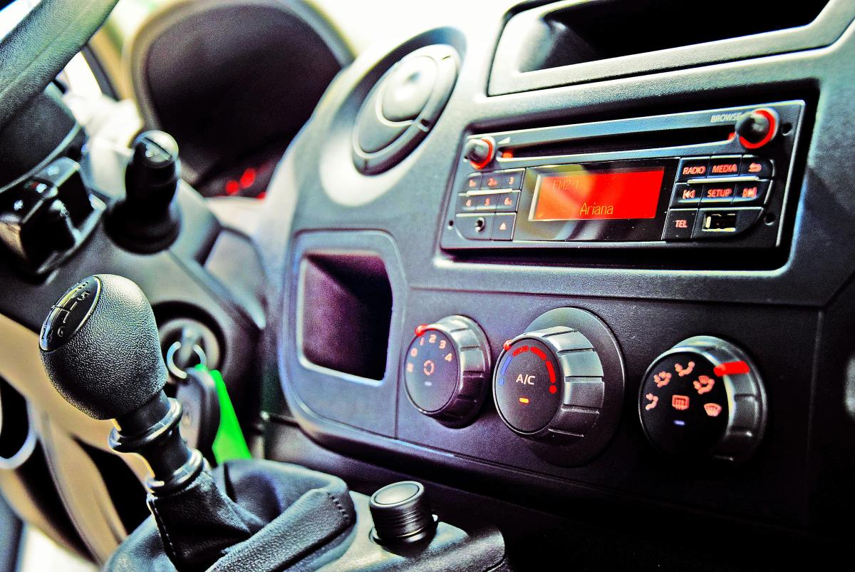 It is becoming increasingly difficult to modify car audio systems in modern machines. Credit: Dietmar Janssen/ www.pexels.com