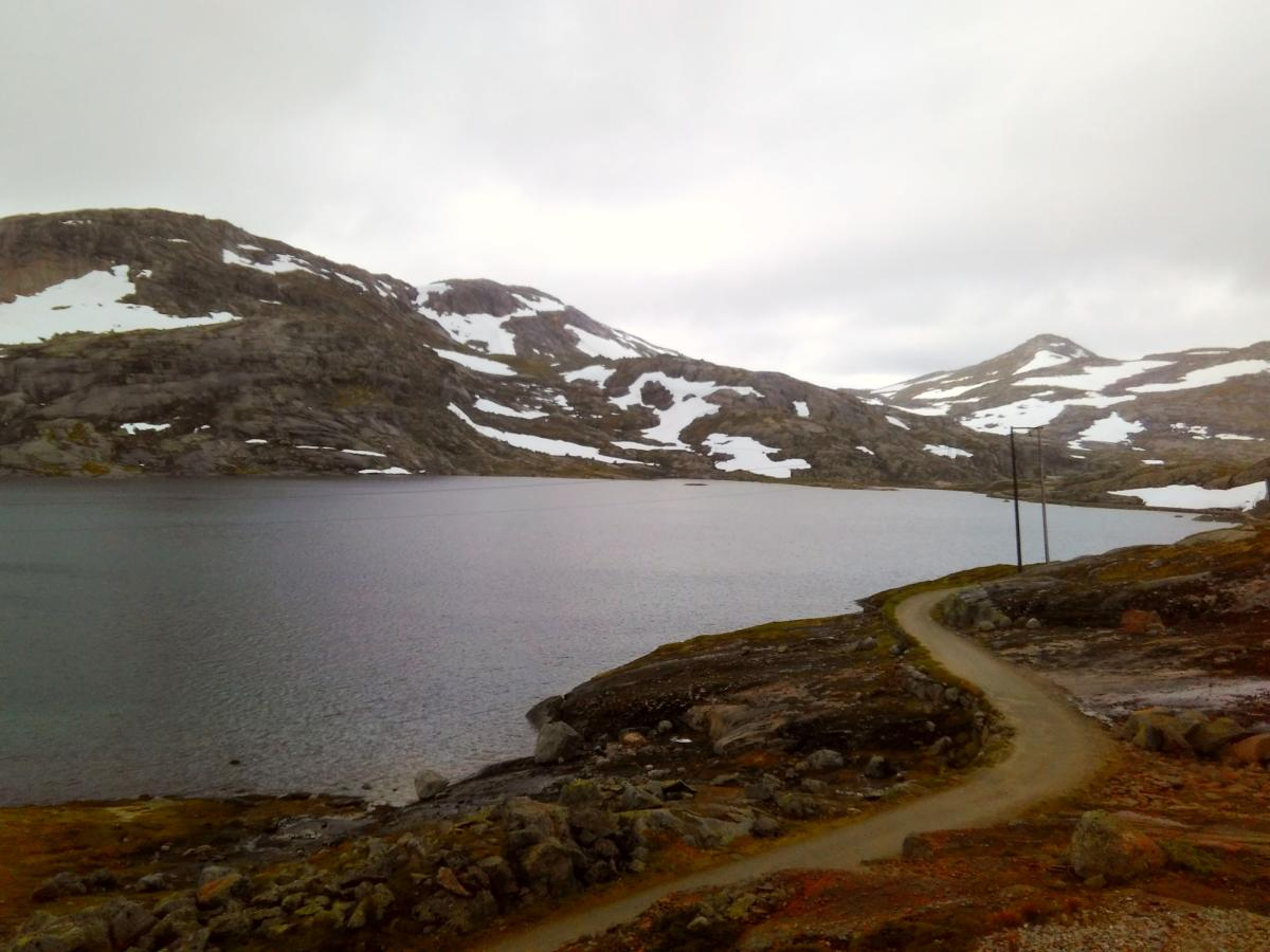 The fjords around the country are frequented regularly by tourists in cruise ships.