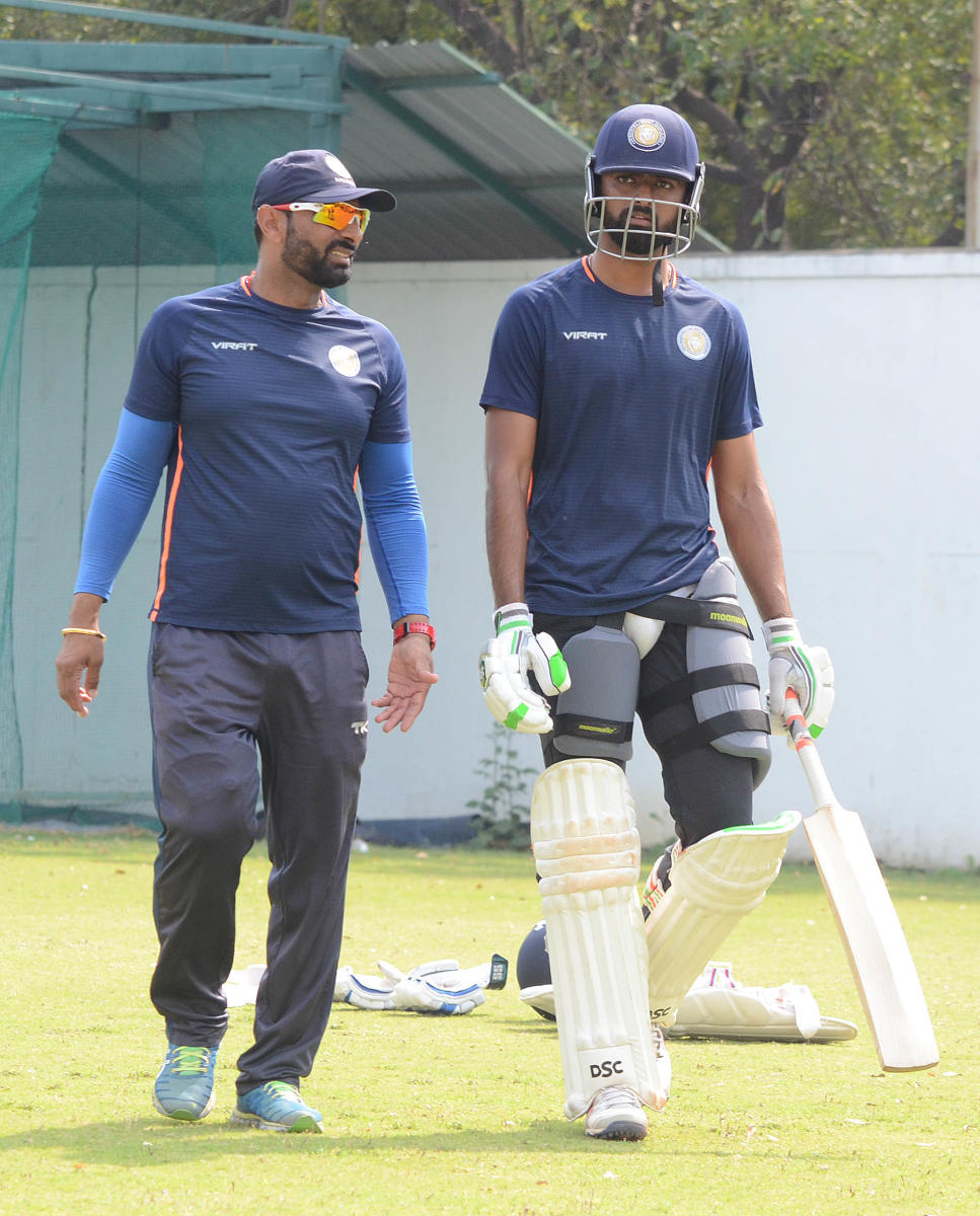 CONFIDENT Saurashtra skipper Jaydev Unadkat (right) feels smaller teams have begun to believe they can upstage established teams.