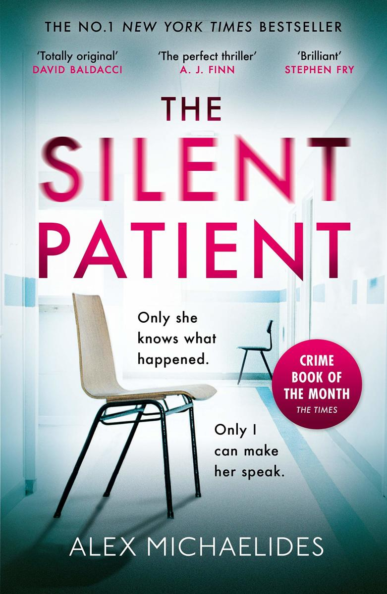 Book Review The Silent Patient Deccan Herald