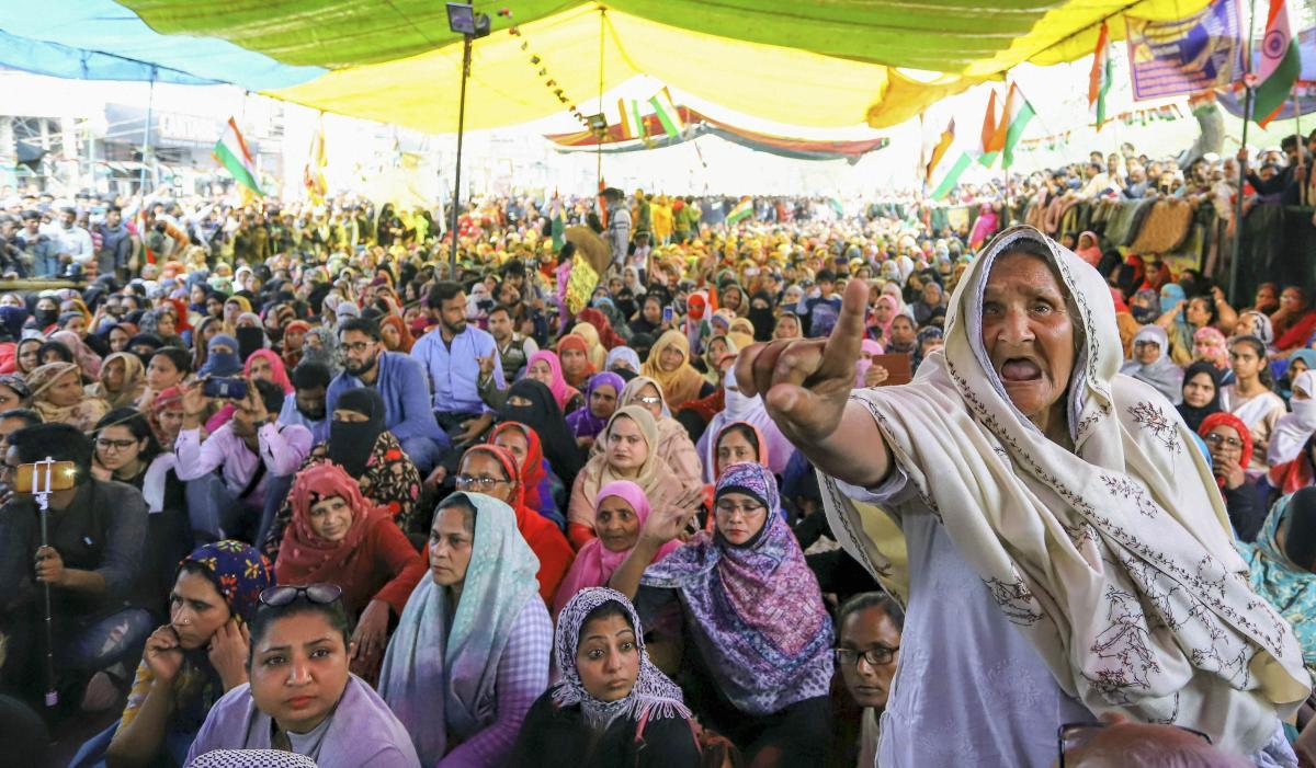 Shaheen Bagh's women: Shadow to spotlight | Deccan Herald